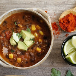 Black Bean Soup With Dried Beans Recipes