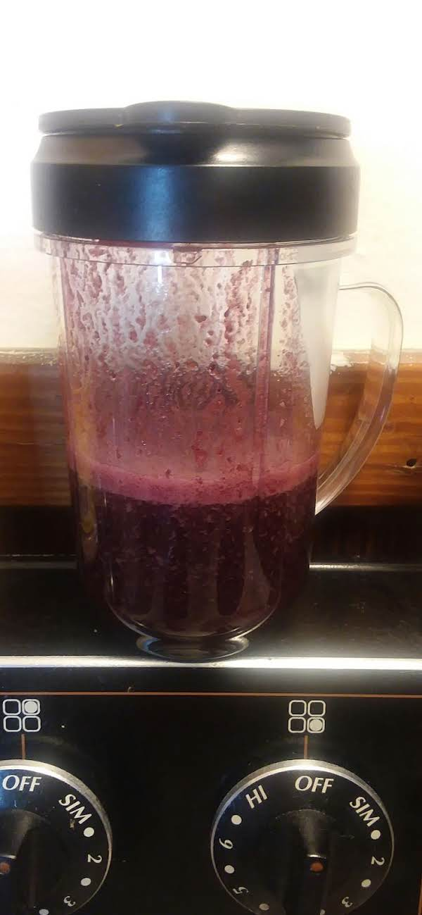 Blueberry Syrup For Blueberry Milk