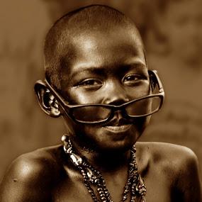 little molok by Agoes Santoso - Babies & Children Child Portraits