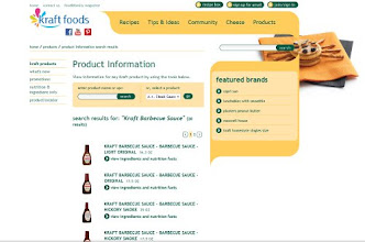 Photo: In preparation for making my own BBQ dish inspired by Kraft's #DibsOnMyRibs competition, I checked out the barbecue sauce varieties online. There are a lot of options!  I am a member of the Collective Bias™ Social Fabric® Community.  This shop has been compensated as part of a social shopper insights study for Collective Bias™ and Kraft #CBias #SocialFabric