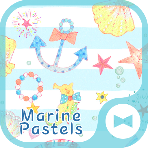 Cute Theme-Marine Pastels- Icon