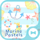 Cute Theme-Marine Pastels- icon