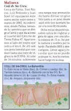 Photo: MALLORCA - Coll De Sa Creu - La Buhardilla - Mallorca (DNL 205 - 2003)