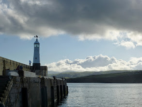 Photo: Peel Isle of Man