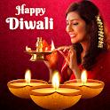 Happy Diwali Photo Frame 2021, Diwali Photo Editor icon