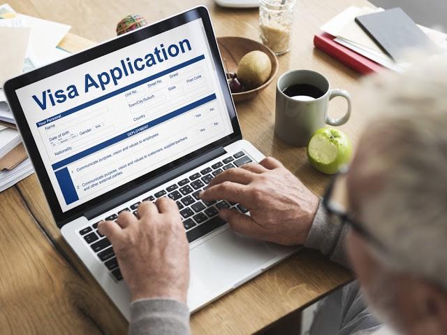 các nước cấp visa online ảnh 1