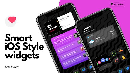 Smart iOS Style widgets v9.0 [Paid] 4