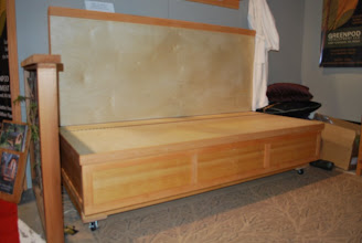Photo: Bench/Day Bed with storage underneath