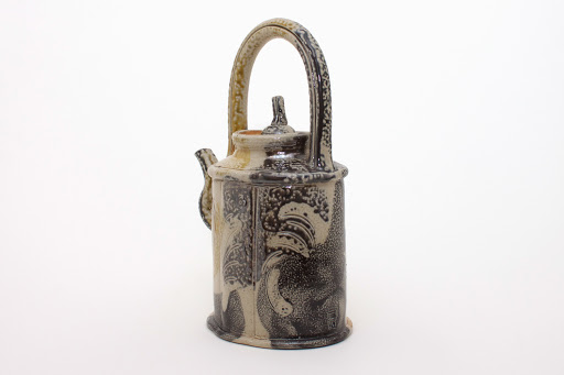 Peter Meanley  Ceramic Tea Pot 17