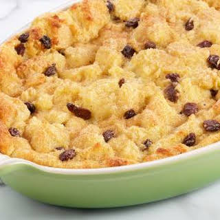 Basic Bread Pudding.