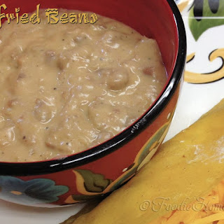 Refried Beans Recipe
