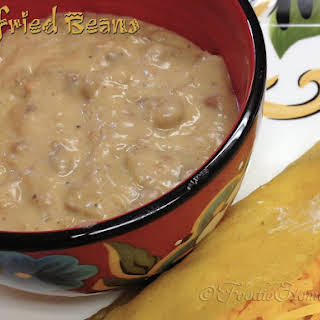 Refried Bean Lunch Recipes.