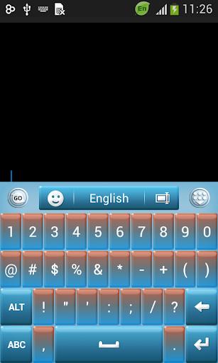 【免費個人化App】有光澤的鍵盤-APP點子