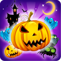 Halloween Smash 2020 - Witch Candy Match 3 Puzzle icon