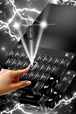 Keyboard for LG G2 Flex - screenshot