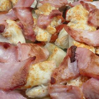 Cajun Chicken and Bacon Tray Bake