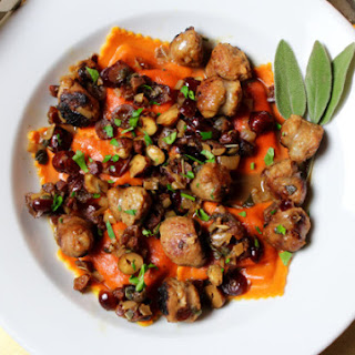 Ravioli With Sausage Recipes