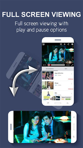 Hindi Movies n Songs 1.0.0 screenshots 1