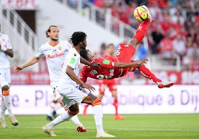 Barrages : Dijon se maintient en Ligue 1 au détriment de Lens et Guillaume Gillet (Vidéo)