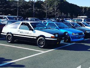 スプリンタートレノ AE86 AE86 GT-APEX 58年式のカスタム事例画像 lemoned_ae86さんの2019年01月14日11:26の投稿