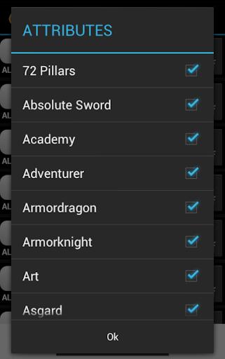 FC Buddyfight Database filehippodl screenshot 4