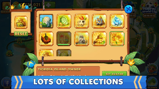 Solitaire - Island Adventure - Tripeaks 2.2.4 screenshots 4