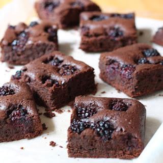 Blackberry Brownies Recipes.