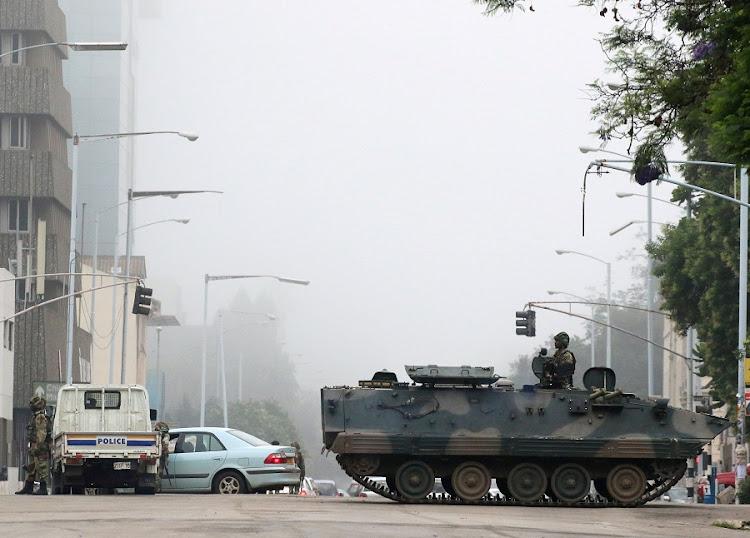 EU recommends more sanctions against Zimbabwe