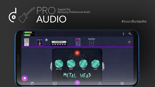 Guitar Effects Pedals, Guitar Amp - Deplike 5.5.21 screenshots 6