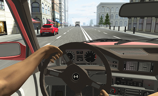 Racing in Car screenshot 5