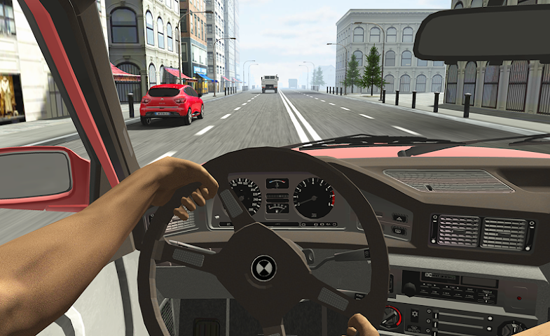 android Racing in Car Screenshot 3