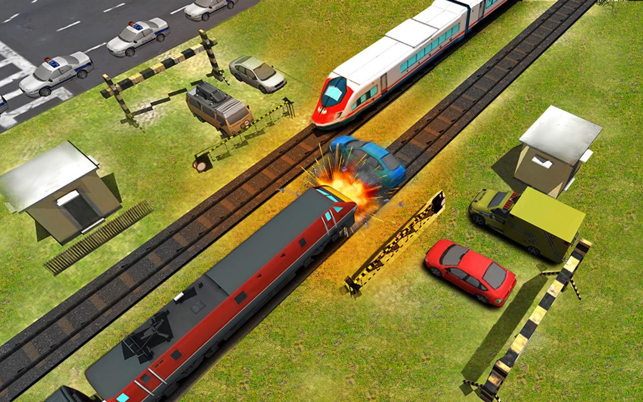 Train Simulator Games- screenshot
