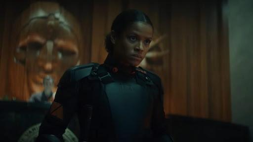 New Loki Featurette Spotlights Gugu Mbatha-Raw's Judge Renslayer