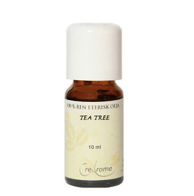 Tea tree eterisk olja ekologisk