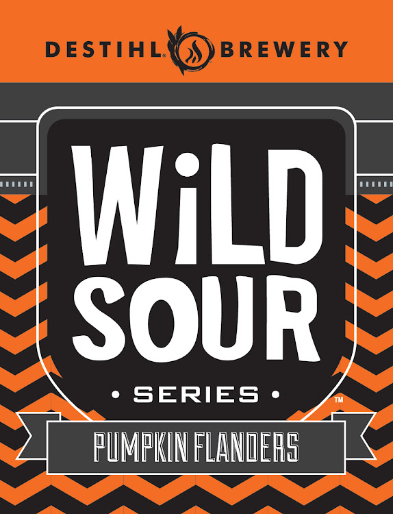 Logo of DESTIHL Wild Sour Series: Pumpkin Flanders