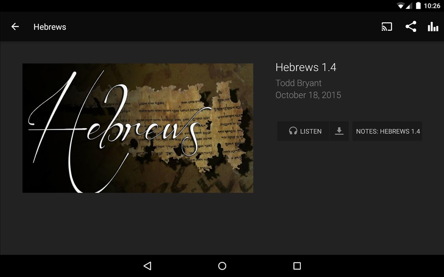 Sovereign Grace Baptist Church- screenshot