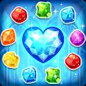 Freeze Jewels Ice Princess icon