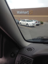 Photo: I love it when I find a parking space right in the front. That's rare at my Walmart.