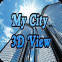 My City Street View 3D icon