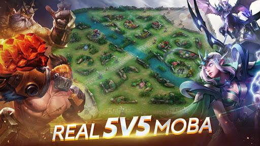 Arena of Valor: 5v5 Arena Game  gameplay | by HackJr.Pw 11