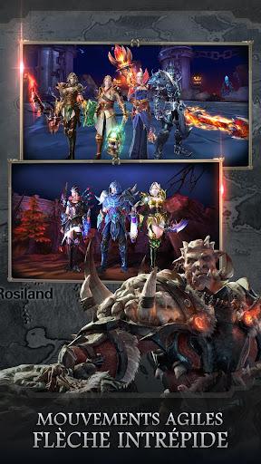 Dragon Revolt - Classic MMORPG  captures d'écran 2