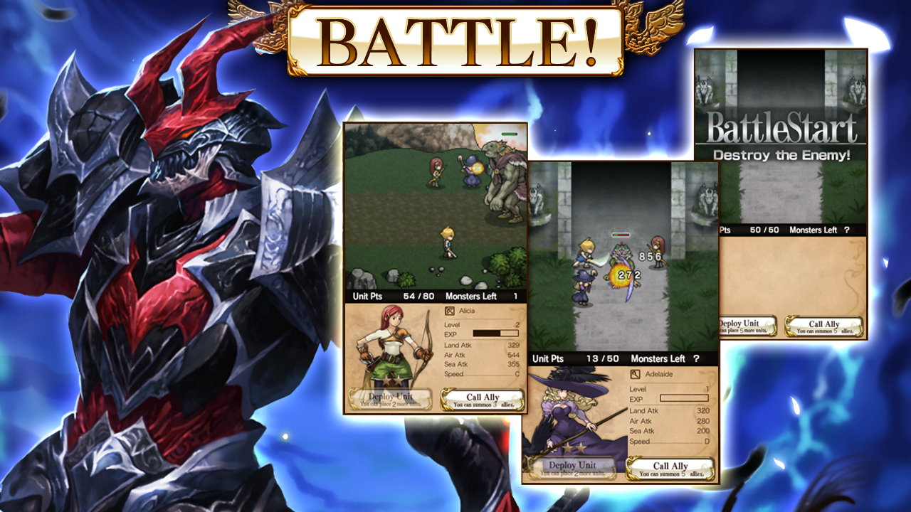 FANTASICA -Tower Defense TCG- screenshot