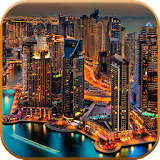 Dubai Live Wallpaper for pc