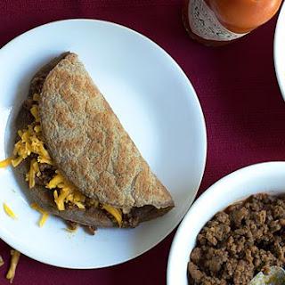 Gluten Free Low Carb Tortillas