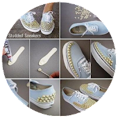 DIY Shoes Design