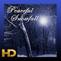Peaceful Snowfall HD icon