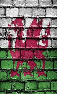 Wales Flag Wallpapers - náhled