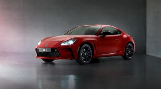 Toyota Almería anuncia el estreno mundial del nuevo Toyota GR 86
