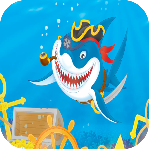 Preschool Games: Hungry Shark 益智 App LOGO-硬是要APP