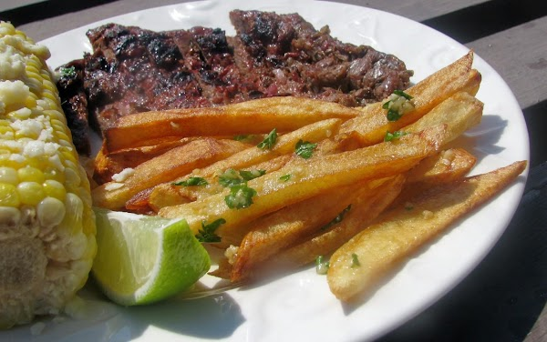 Argentinean Fries Recipe
